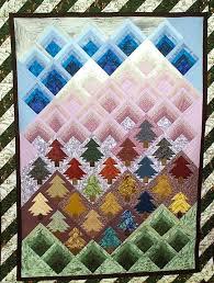 wonderfull log cabin quilt design layouts inspirations cabin