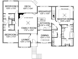 southern house plan first floor 013d 0092 house planore