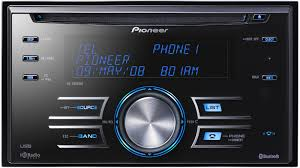fh p8000bt double din cd receiver built in bluetooth® and fh p8000bt