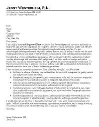 Registered Nurse Cover Letter Template Andone Brianstern Co