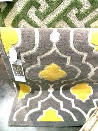 yellow and gray bathroom rug target bathroom rug target bathroom rugs and yellow and gray bathroom