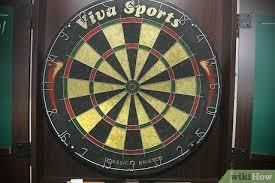 Darts Points Chart 4 Ways To Play Darts Wikihow