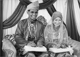 Image result for indian guy marrying a malay lady