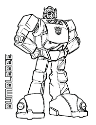 Transformer Coloring Page Gopaymentinfo