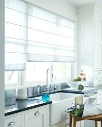 awesome kitchen window shades kitchen blinds and shades kitchen door window shades