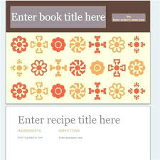 Homemade Cookbook Template Sync Inventory And Recipes With Excel Chefs Resources Recipe