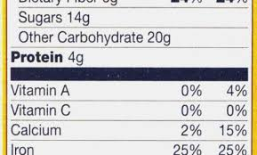 raisin nut bran general mills 12 g raisin bran nutrition facts