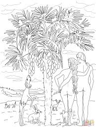 Small Picture 6th Day of Creation coloring page Free Printable Coloring Pages
