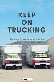 20 best U-Haul Truck Parts images on Pinterest | Truck parts ...