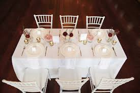 Reception Styling Inspiration For A Basic Budget