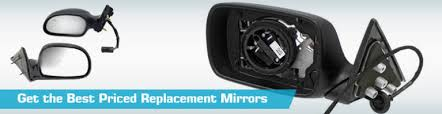 side view mirror replacement driver