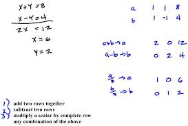 elimination simultaneous equations calculator tessshlo image titled solve simultaneous equations using substitution