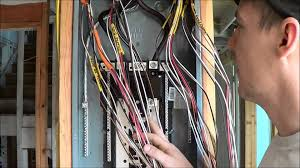 how to wire an electrical panel square d