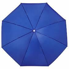 <b>Зонт пляжный Mojacar</b>, синий купить по цене 1 150, заказать ...