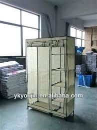 ikea clothes storage canvas wardrobe assembly instructions double canvas wardrobe rail clothes storage shelf cloth rack