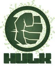 Marvel Hulk Logo T-Shirt Boys Kids Online India
