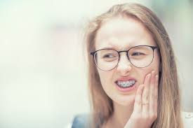 how to manage irritating braces wires