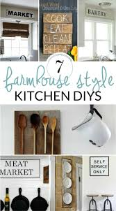 With a name like antique farmhouse, it shouldn't surprise you that we are fans of traditional farmhouse decor. Diy Farmhouse Wall Decor Inspiration Farmhouse Wall Decor Diy Diy Kitchen Decor Rustic Kitchen Wall Decor