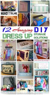 Diy Dress Up Storage 12 Amazing Diy Dress Up Storage Solutions That Will Help Tidy Up