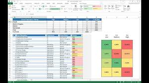 Project Planning Excel Template Free Download Project Planning Excel Template Free Download Management Risk