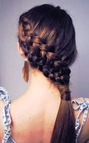 Hair Style Simple beautiful simple hairstyle hairstyle picture magz 5070 by wearticles.com