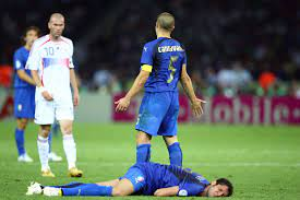 Materazzi rivela cosa ha detto davvero a Zidane prima della testata