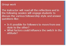 identify your followership style followership the other side of  the power of followership new york ny doubleday