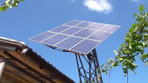 Сетевые солнечные электростанции для дома цена