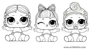 Lol Surprise Coloring Pages Best Of Lol Dolls For Free Suprise Doll