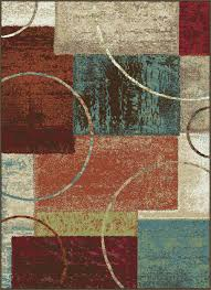 tayse area rugs deco rugs dco1004 multi 5x8 6x9 rugs rugs by size free at powererusa com