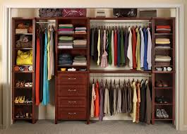 closet designs amusing wood closet kits home depot custom wood closet organizer kits