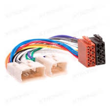 buy toyota iso wiring harness connector toyota xtrons Toyota Wire Harness Connectors toyota lexus daihatsu iso car radio adaptor cable for power and speakers toyota wiring harness connectors