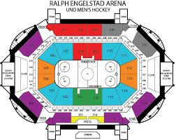 Maps Ralph Engelstad Arena