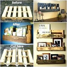 wood pallet wall decor splendid ideas wooden on shelf for art pretty inspiration easy fantastic pallets beautiful iron bark pallet art