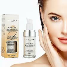 tlm flawless colour changing foundation