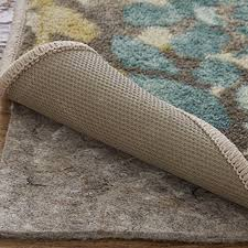mohawk ultra premium 100 recycled felt rug pad 9x12 1 4 inch thick safe