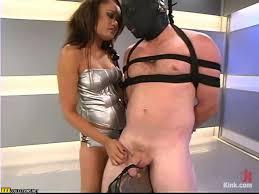 Annie Cruz Silver Corset Dominatrix Fuck Video Download
