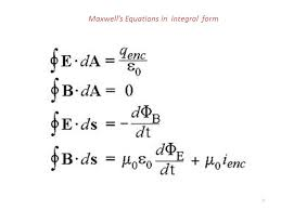 3 maxwell s equations in integral form 3