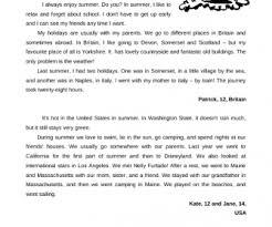 opinion essay in ielts yazilir