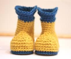 Crochet Boot Pattern Interesting Inspiration