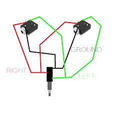 dc jack wiring diagram diagram base Phone Audio Jack Wiring Mono to Stereo Jack Wiring Diagram