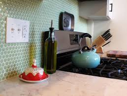 Variety of colors and styles for penny tiles