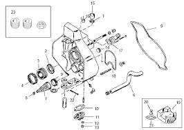 exploded view gimbal housing bravo marine parts house for need help finding the right part for your boat motor send us an email by clicking here or use our advanced search tool to search for an oem number