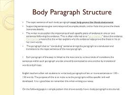 commentary example in essays body paragraph structure commentary  commentary example in essays body paragraph structure commentary words for essays