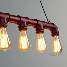 industrial pipe lighting. INDUSTRIAL STEAMPUNK PIPE LIGHTING. Steam Punk Industrial Style Pipe Lighting A