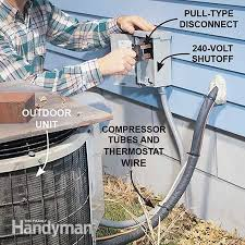 cleaning air conditioners in the spring the family handyman photo 1 shutoff power to the air conditioner