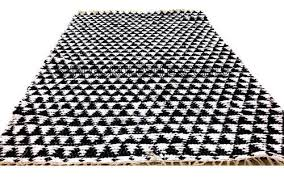 sge rectangle cotton rag rugs