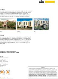 Sto Eifs Color Chart Business Area System Product Family System Product Exterior