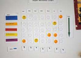 4 Year Old Behavior Chart Positive Behavior Chart For 3 Year Old Behavior Chart