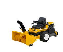 the walker model b18 commercial lawn mower 36in snowblower